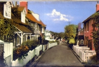 Upper Street postcard